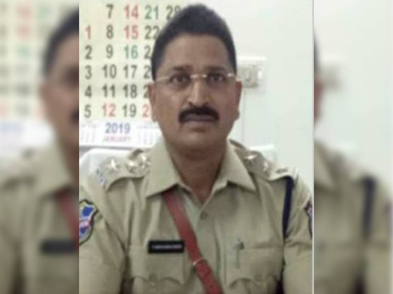 Probe on against ACP Narsimha Reddy's investments in Puppalaguda, Shankarpally and 2 bars