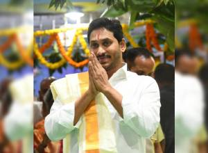 Jagan sitting like 'silent monk' on temple attacks issue: Ex-TDP MLA