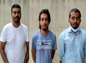 ISB student and two others booked for abusing Cyberabad cops