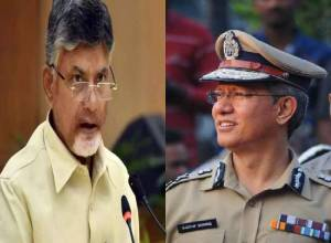 Judge's brother attack case: It is Andhra DGP versus Chandra Babu Naidu