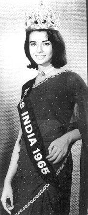 miss india winner 1965