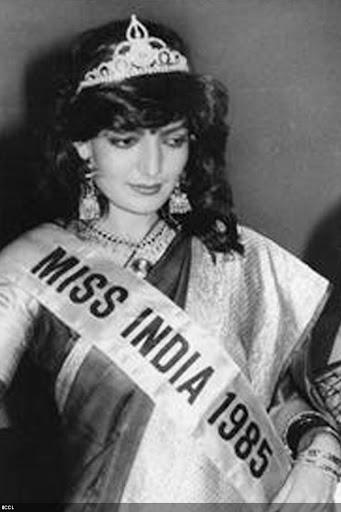 miss india winner 1985