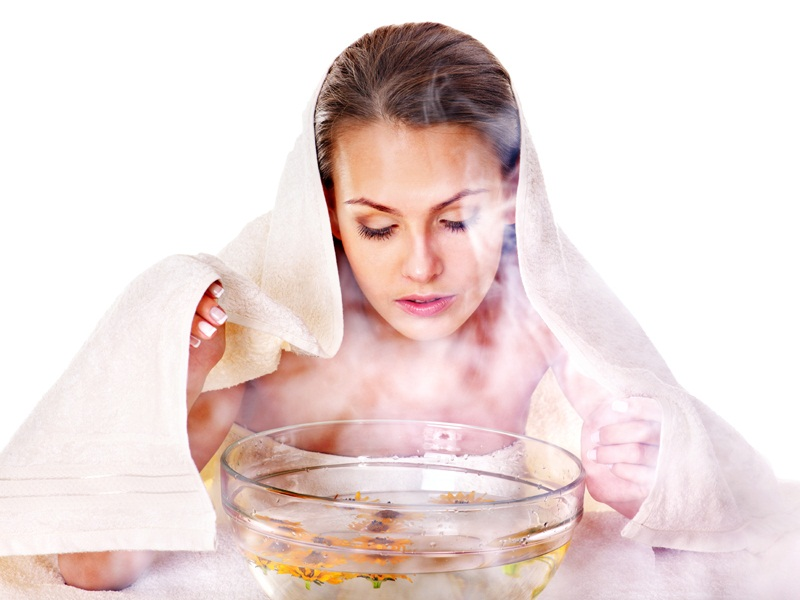 The Wonderful Benefits of Steam Inhalation (and its Side Effects)