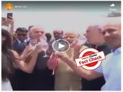 Fact Check- Video of PM Modi celebrating his birthday is FALSE