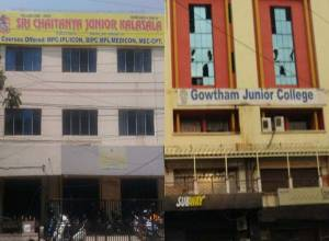 Rs 1L fine imposed on Sri Chaitanya, Gowtham Junior colleges in Hyd