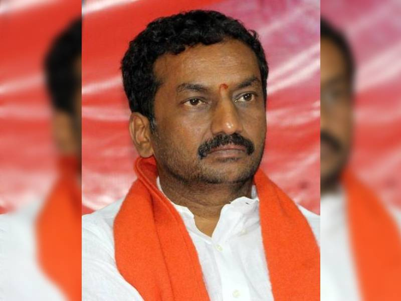 BJP candidate for Dubbaka by-poll Raghunandan Rao alleges phone tapping, demands probe