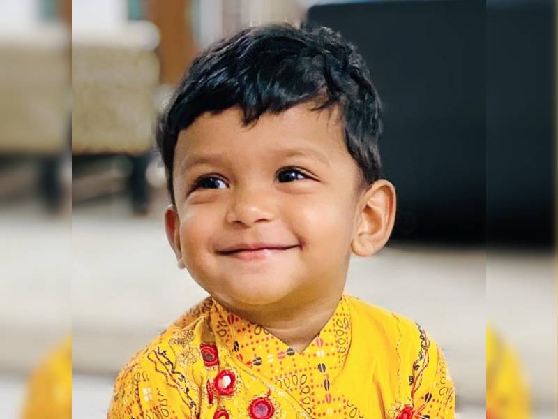 Meet 23 MO Hyderabadi `super kid' who has been certified by the 'World Book of Records'