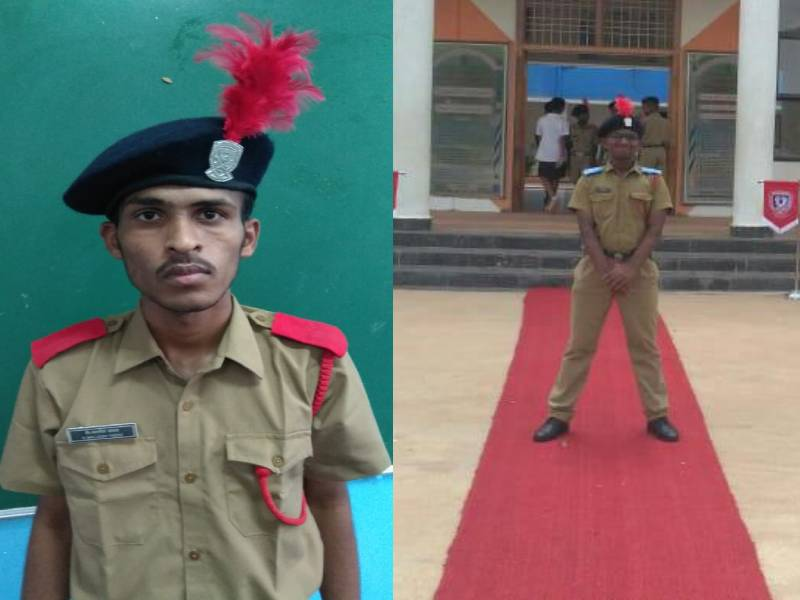 From Containment to Cantonment: 2 cadets of TS Social Welfare Sainik School crack NDA exam