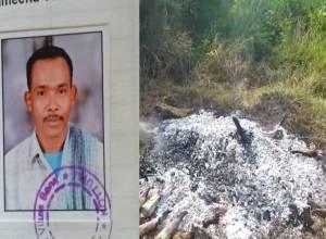 45YO man murdered and burnt over 'witchcraft' suspicion in Srikakulam district