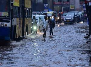 IMD predicts more rains for Hyderabad