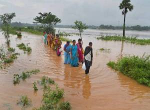 Heavy rains claim two lives in Andhra Pradesh