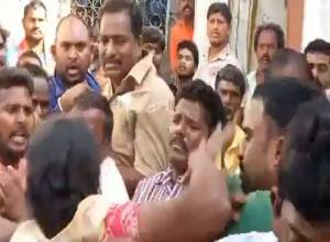 Angry residents heckle Hayathnagar corporator after rains inundate area