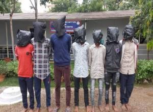 Rachakonda police arrests 7 in killing of rowdy sheeter Waheed Ali