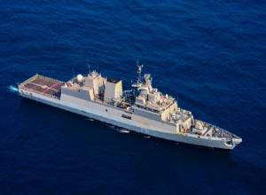Navy to induct anti-submarine warship 'Kavaratti' amid India-China tension