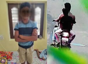 Charred body of Telugu journo's 9YO son found at Mahabubabad district