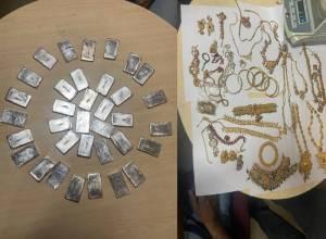 ACB seizes 1.25 kg gold, 35 silver biscuits from late Tahsildar Nagaraju's locker