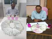 Mahabubnagar commissioner Vadde Surendar caught with Rs 1.65 L bribe
