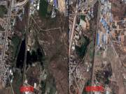 Satellite images show lakes 'missing' from HMDA database