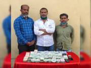 Hyderabad police busted hawala transaction, Rs 16 L found near City light hotel