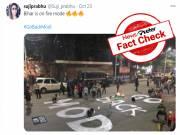 Fact Check: Old anti-CAA protest in Kolkata passed off as anti- Modi wave in Bihar.