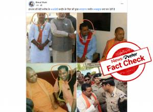 Fact check: BJP leader falsely shown as father of accused in Hathras rape