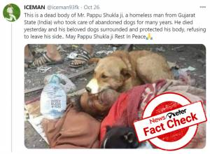 Fact Check: Yemeni man passed off as 'Pappu Shukla' of Gujarat