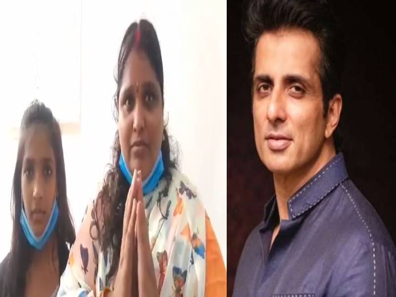 Sonu Sood promises to help 12-year-old city girl with heart ailment